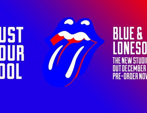 Rolling Stones album Blue and Lonesome topped the UK album charts