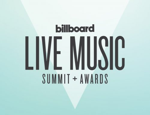 JOYCE SMYTH WINS MANAGER OF THE YEAR AT THE BILLBOARD LIVE SUMMIT AWARDS